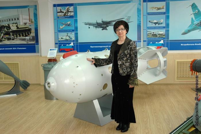 Первая атомная бомба «Татьяна»