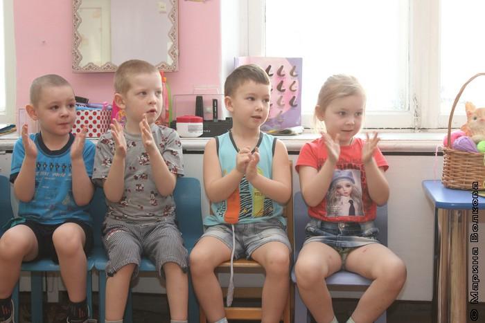 Мяу-эстафета в детском саду