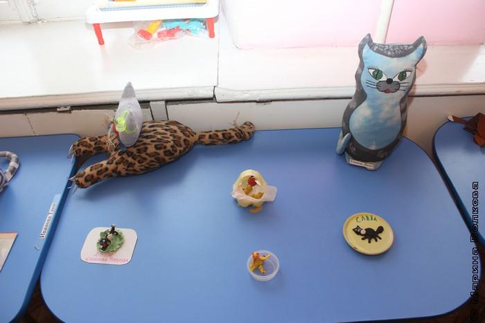 Выставка к 1 марта в 36-ом детском саду