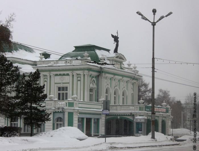 Омский театр
