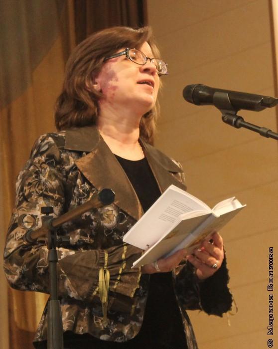 Нина Ягодинцева
