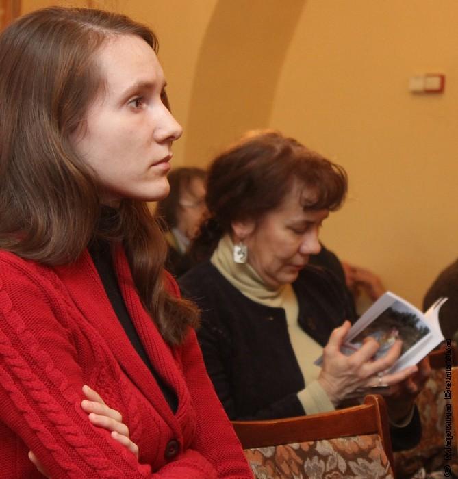 Творческий вечер Ирины Аргутиной