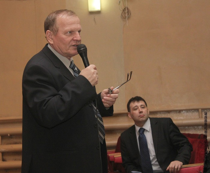 Михаил Дегтярев, Юрий Гурман