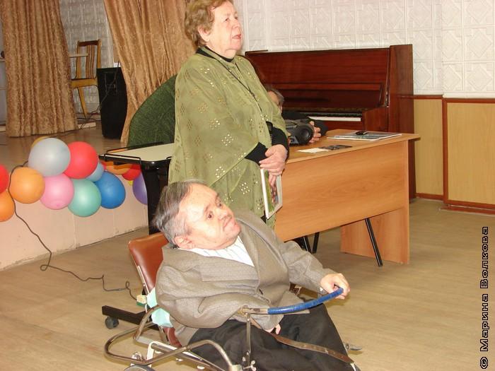 Андрей Середа и Надежда Капитонова