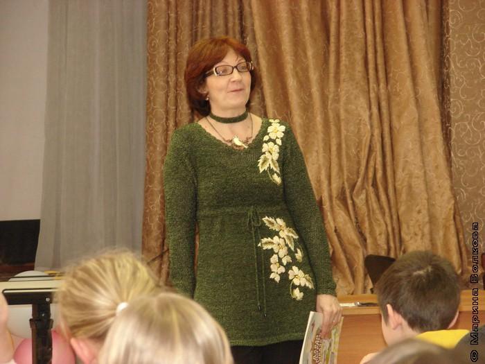 Елена Поплянова