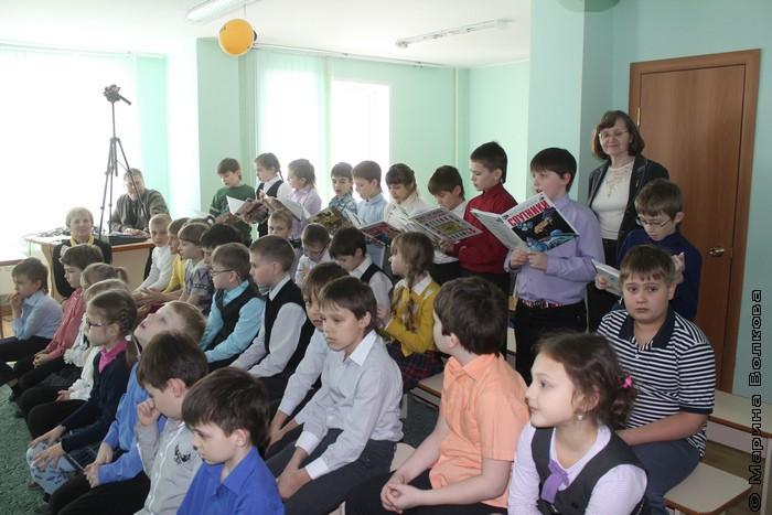 ЧИТАТЕЛЬСКИЙ МАРАФОН в школе «АЛЬТЕРНАТИВА»
