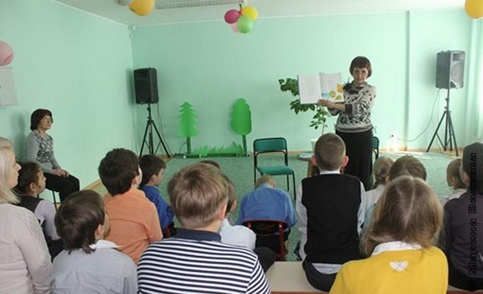 """Нина Пикулева на Читательском марафоне в """"Альтернативе"""""""