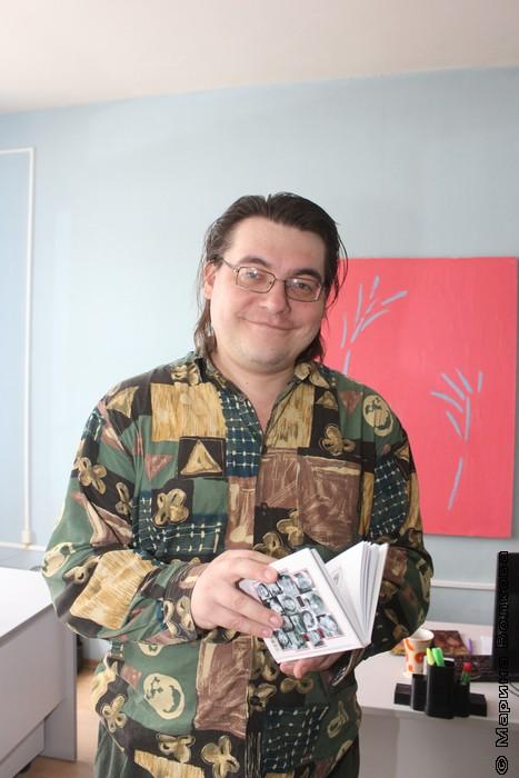Евгений Иванов, пресс-атташе
