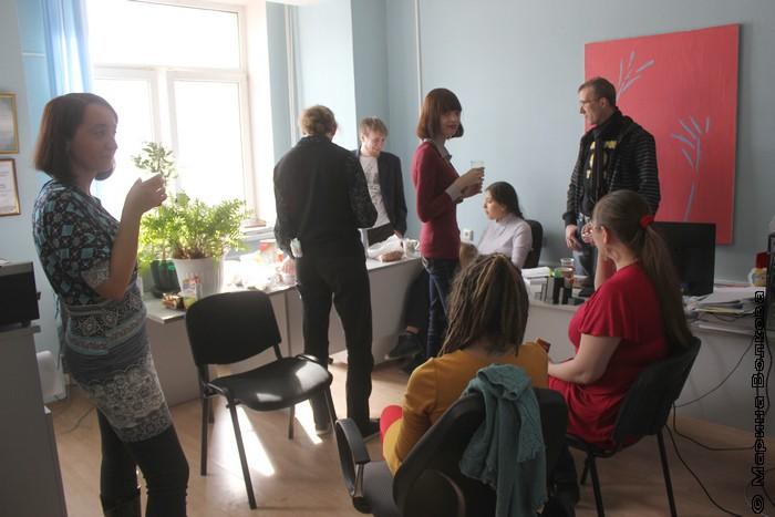 Молодые поэты Челябинска осваиваются в Белинке