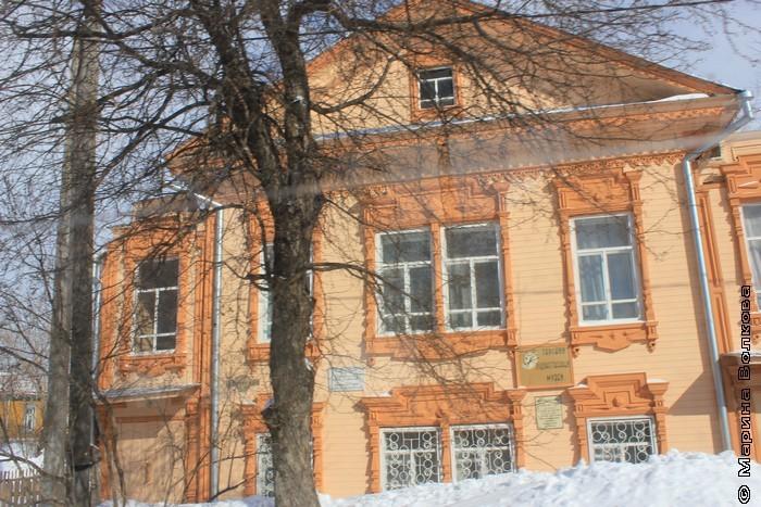 Тарский художественный музей