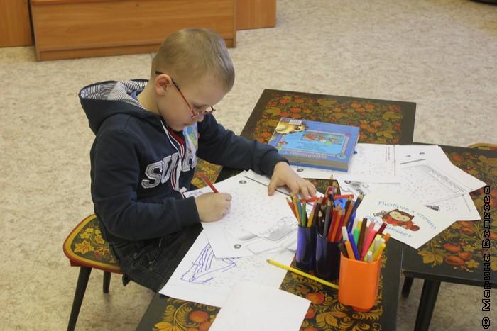 Библионочь в детской библиотеке имени Горького
