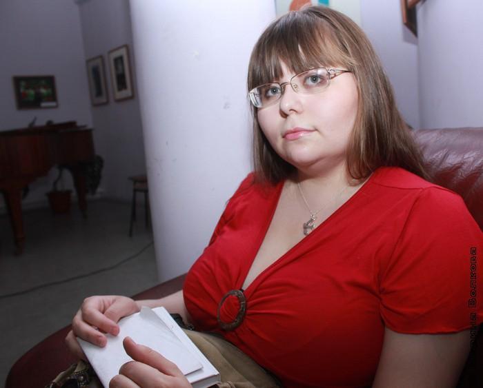 Римма Аглиуллина в Пушкинке
