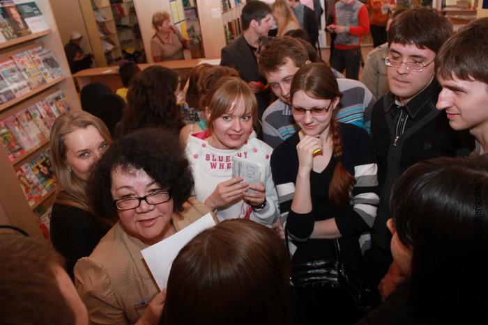 Библионочь в библиотеке имени А.С.Пушкина