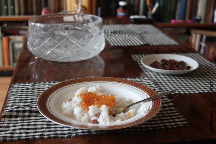 Угощение Риммы Дышаленковой