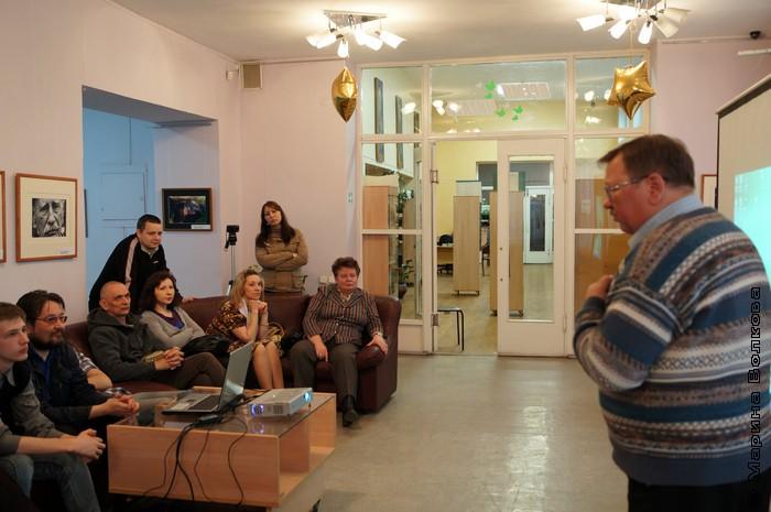 Фотоклуб как достопримечательность Челябинска