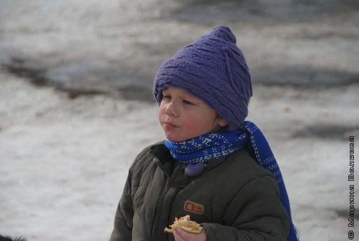 В Бродокалмаке отменили зиму