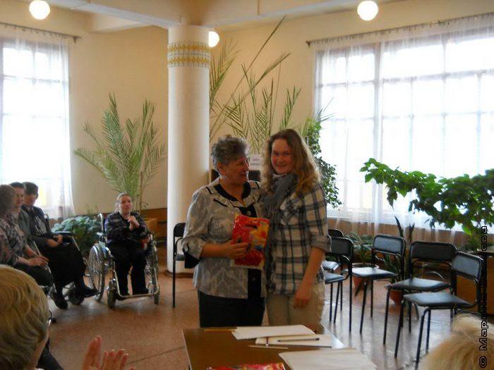 Златоуст Людмила Травина и Виктория Иванова