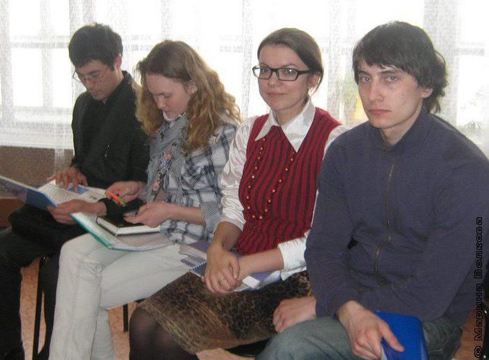 Златоуст Молодые руководители семинаров