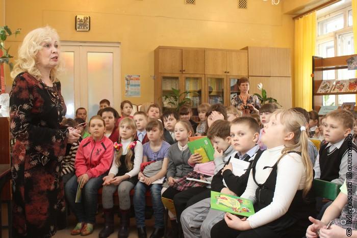 Сметанина Людмила Борисовна открывает марафоны в Тагиле