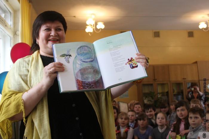Елена Сыч и ее счастливая муха