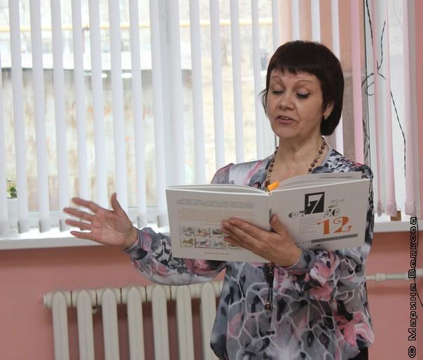 Нина Пикулева читает стихи Николая Шилова