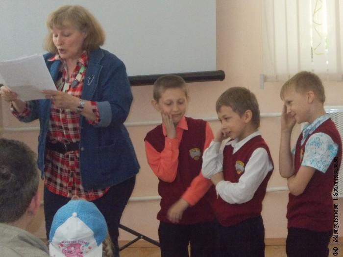 Семейный праздник в детской библиотеке №2