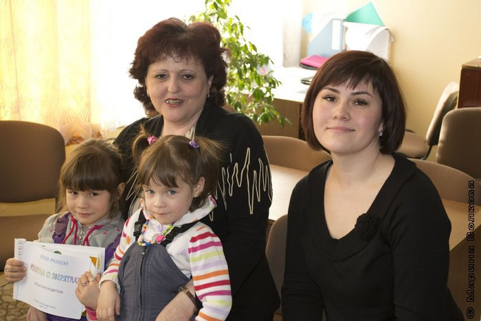 Семья Ветлиных и Елена Раннева