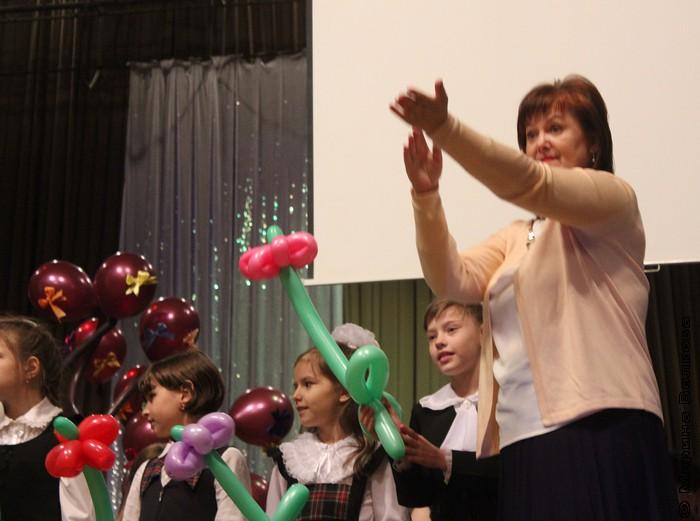 Елена Губина - вдохновительница и движущая сила фестиваля