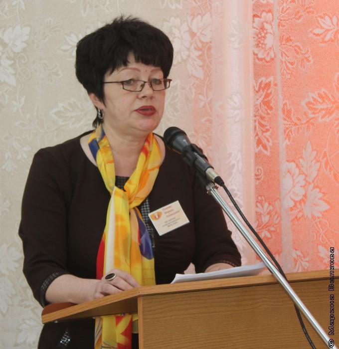 Марина Леонидовна Попова