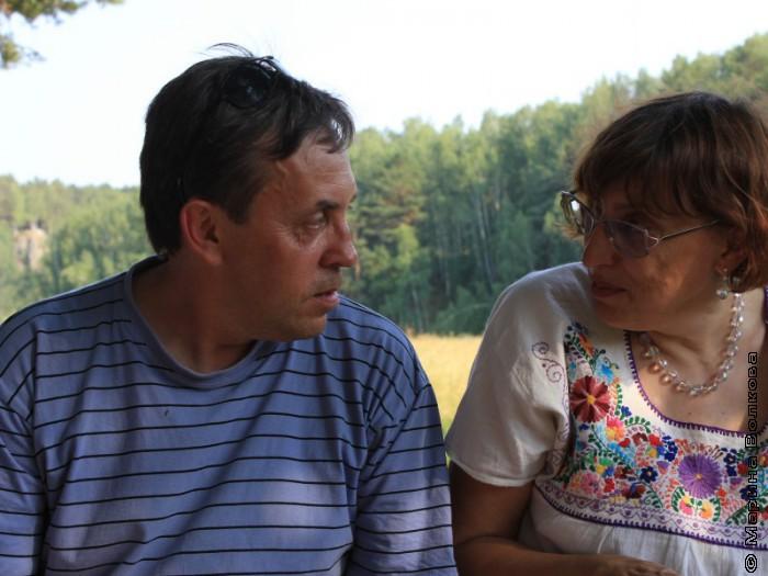 Дмитрий Кочетков и Марина Волкова