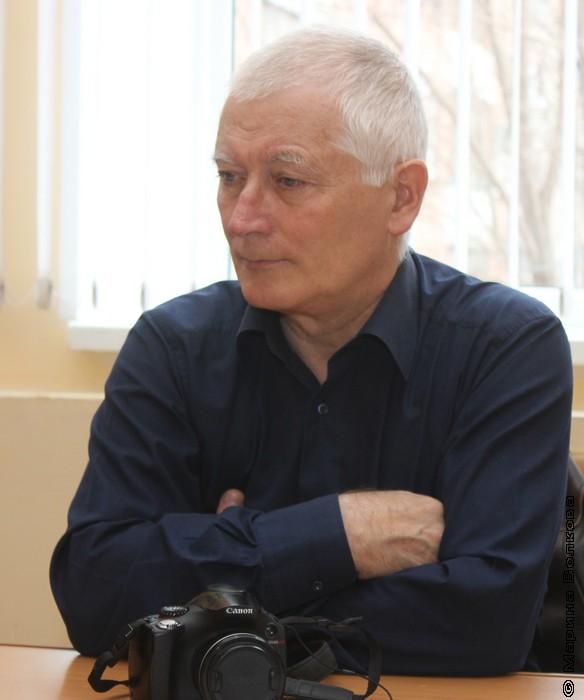 Владимир Николаевич Курбатов