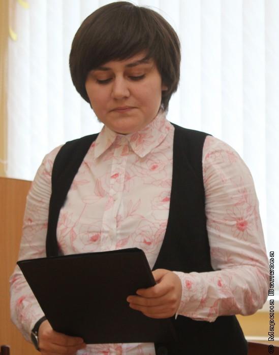 Екатерина Юркова, дипломант литературного конкурса «Стилисты добра» 2012 года, с подборкой  стихов «Небо прострелено».