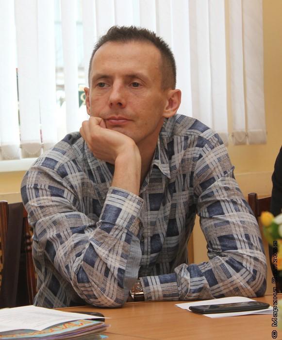 Михаил Стригин