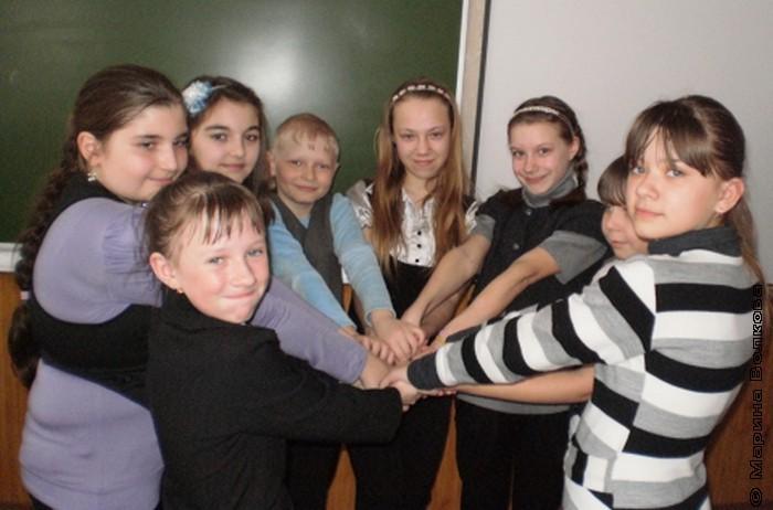 Читательский марафон в Новоандреевке