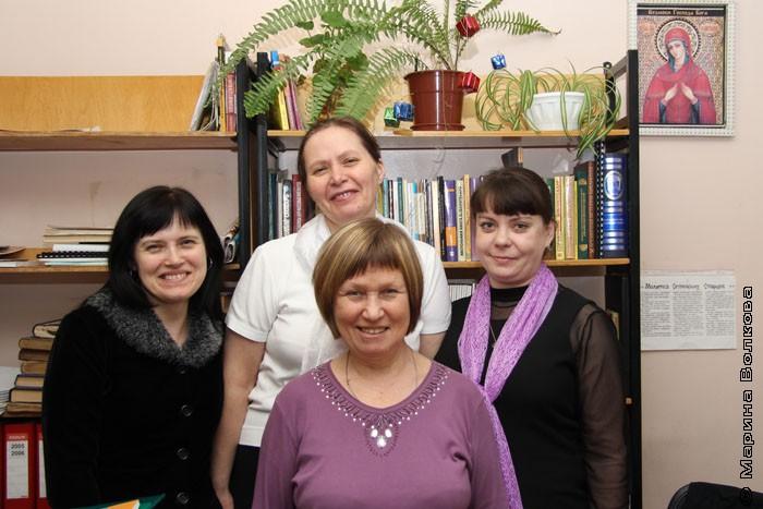 Библиотека Екатеринбургской Православной Духовной семинарии