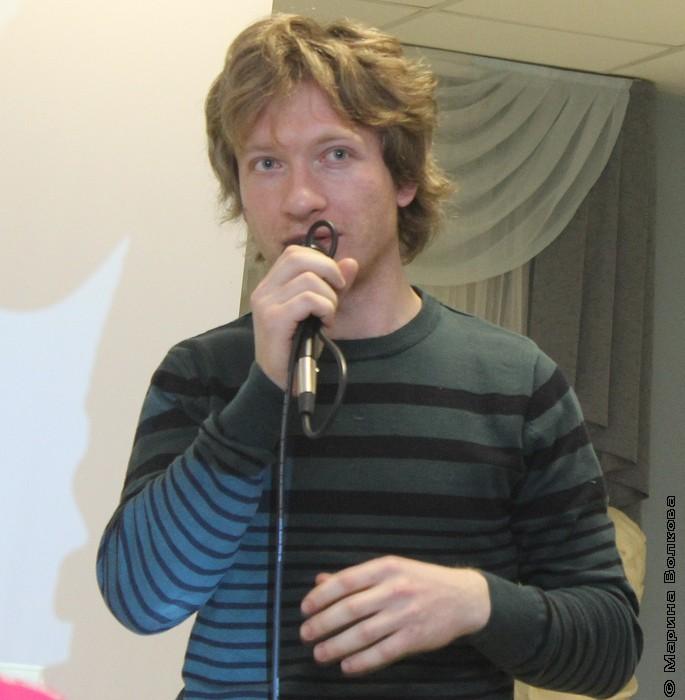 Александр Букасев