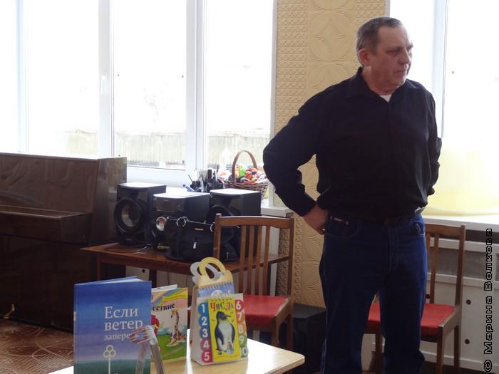 Алексей Петрович Столяров