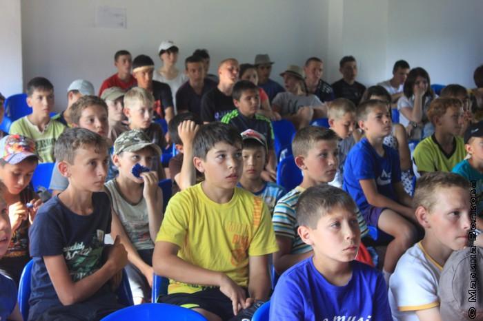 Оздоровительный лагерь Родничок, Нагайбакский район