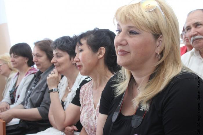 Встреча в Верхнеуральске