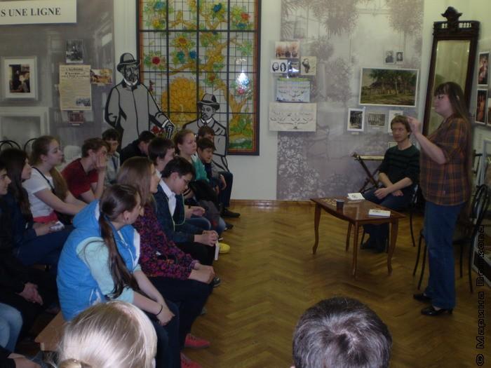 восьмиклассники лицея № 135 г. Екатеринбурга