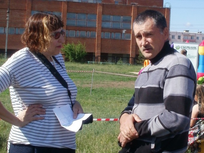 Марина Волкова и Иван Алаяров