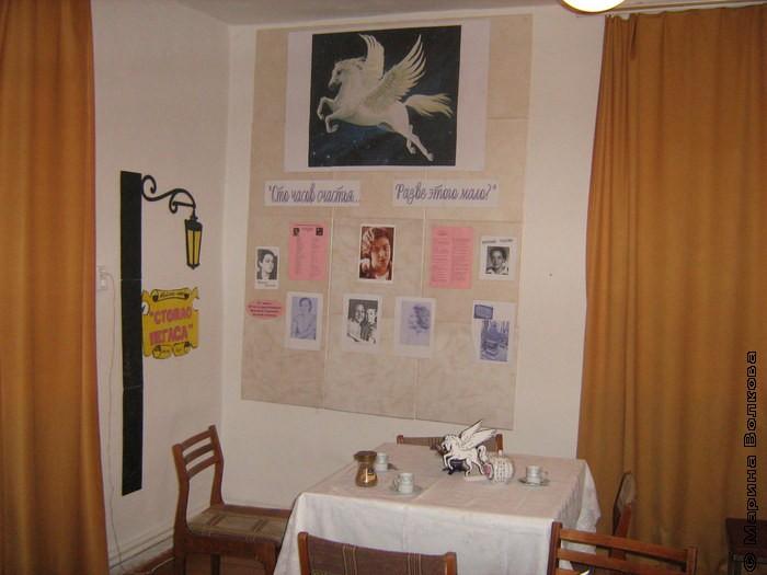 Библио-кафе Аминевский филиал