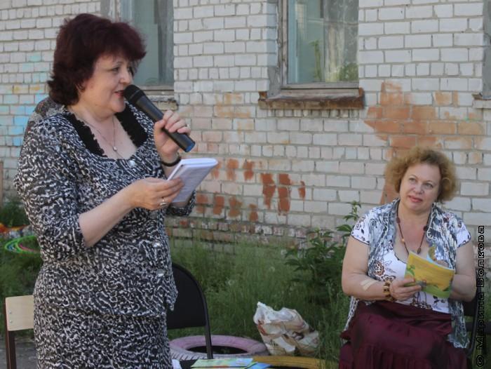 Елена Раннева и Нина Барсукова