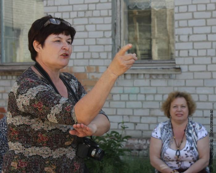 Валентина Тарасенко и Нина Барсукова