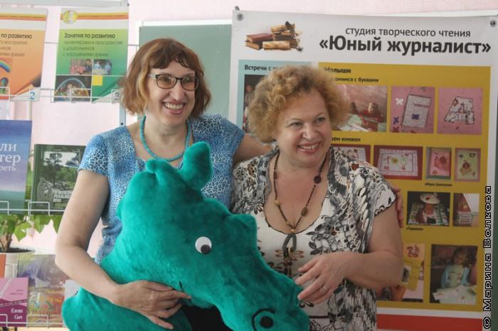 Марина Волкова, Нина Барсукова и СимбирЧит