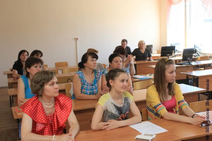 Лекция в Чувашском институте культуры