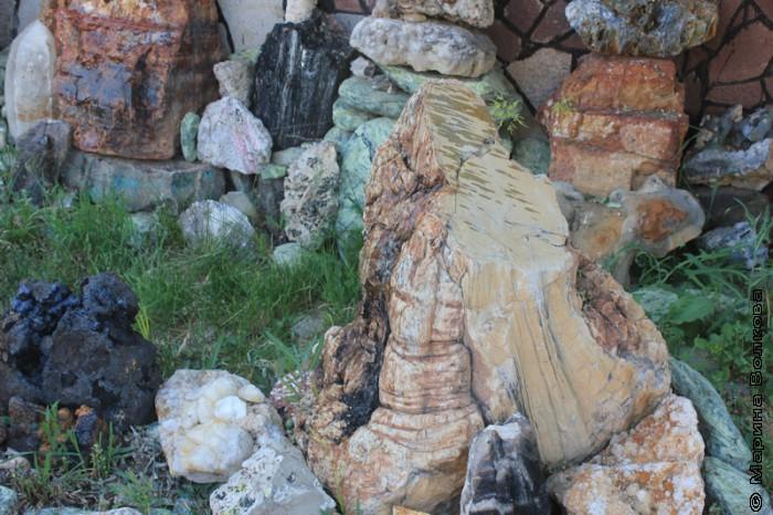 Дом камня