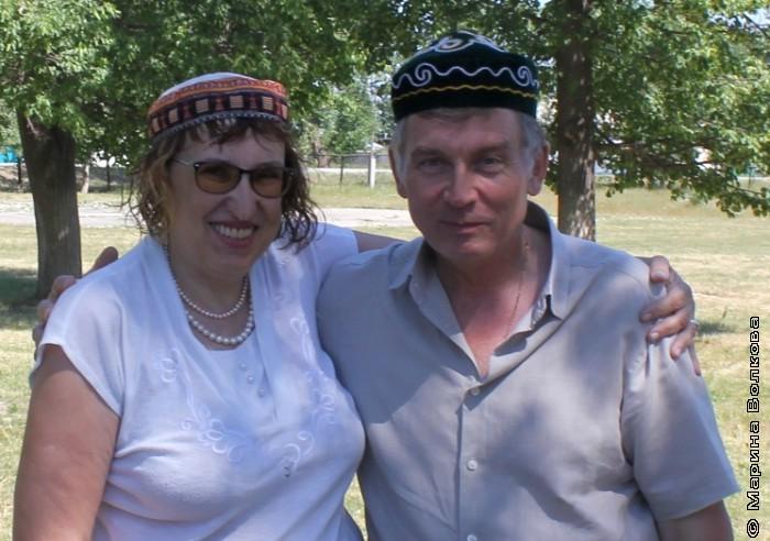 Марина Волкова и Александр Кузнецов
