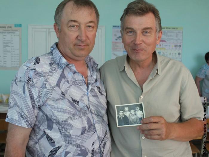 Внуки Василия Кузнецова: вчера и в детстве
