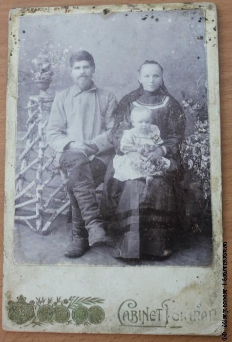 Отец первого южноуральского поэта, Николай Кузнецов. Фото публикуется впервые